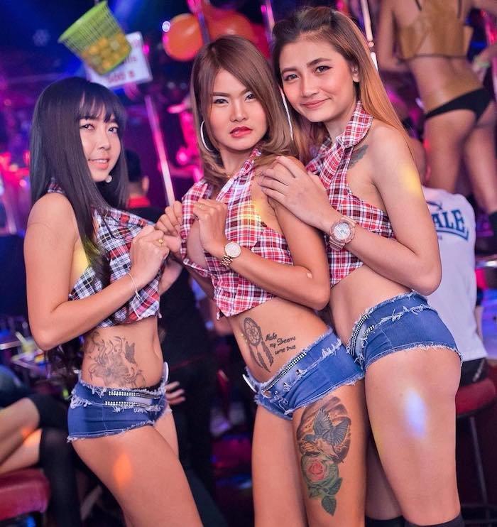 1 thailand girls of Thailand Nightlife
